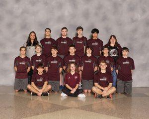 2020 Boys Varsity Tennis