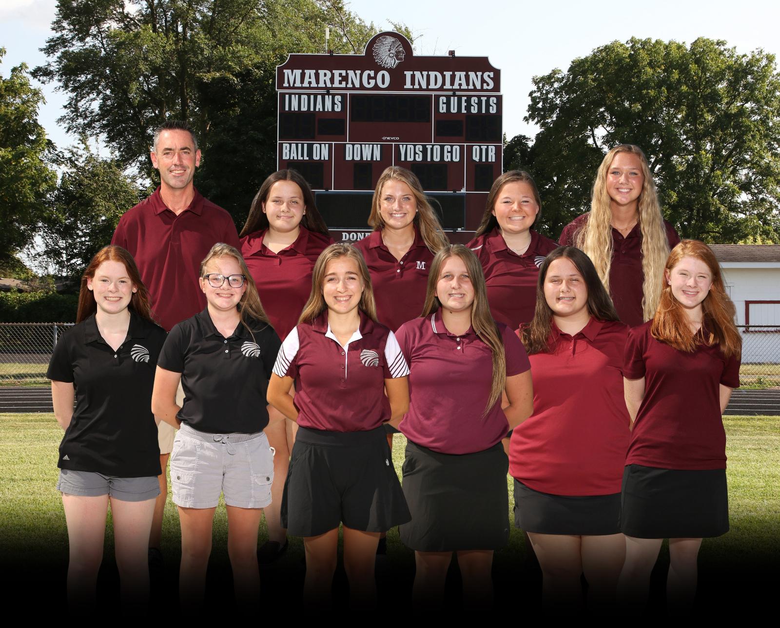 2020 Varsity Girls Golf