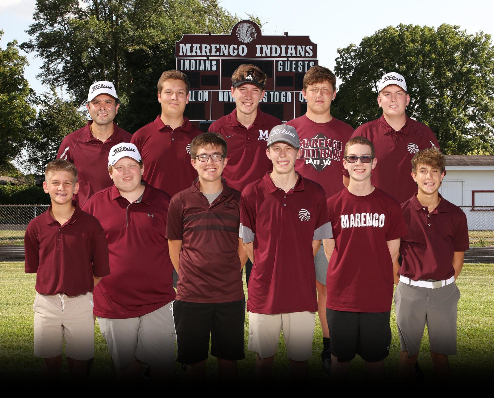 2020 Varsity/JV Boys Golf