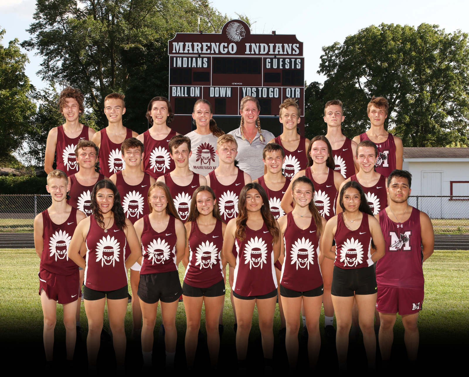 2020 Boys and Girls Cross Country