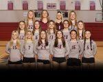 20-21 JV Volleyball