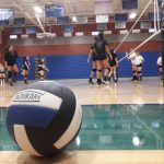 WHS Varsity Volleyball Prepares for the Pinnacle Pioneers