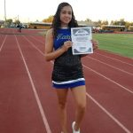 Character Matters to Pommie, Dayanara Salvador