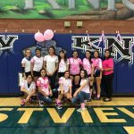Dig pink for the Lady Knights… Westview freshman team defeat La Joya in two sets…