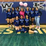 JV volleyball defeat La Joya in two sets…