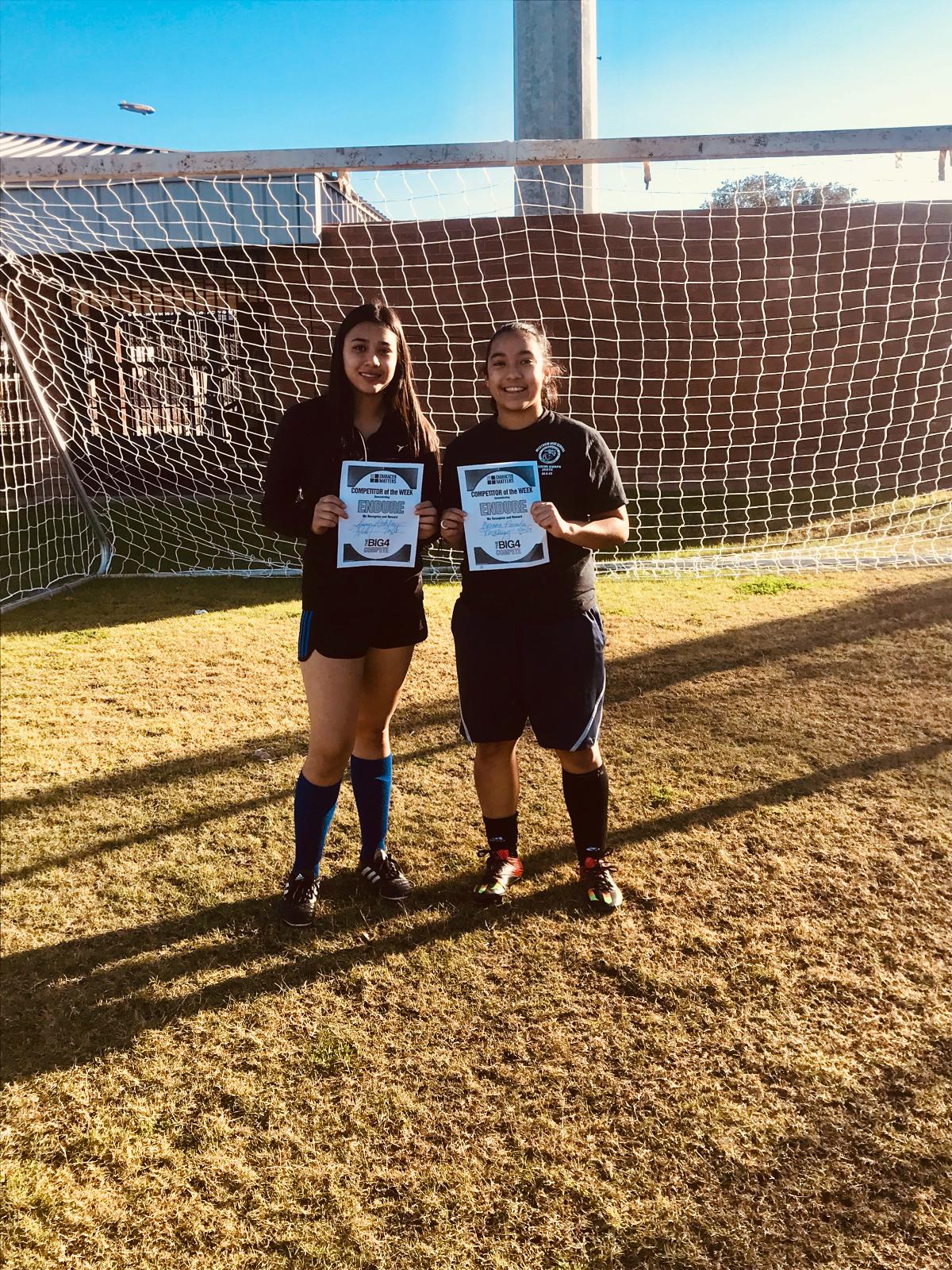 G. Soccer ENDURE Player