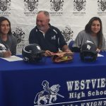 Maegan and Emily Viramontes sign with Paradise Valley CC