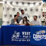 Melina Bueno Signs with Cottey College