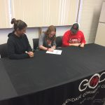 Mariah Dodson Signs with Glendale Community College
