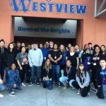 Student Ambassadors Helping Students