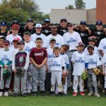 Knights Baseball Hosts Avondale Little League Clinic