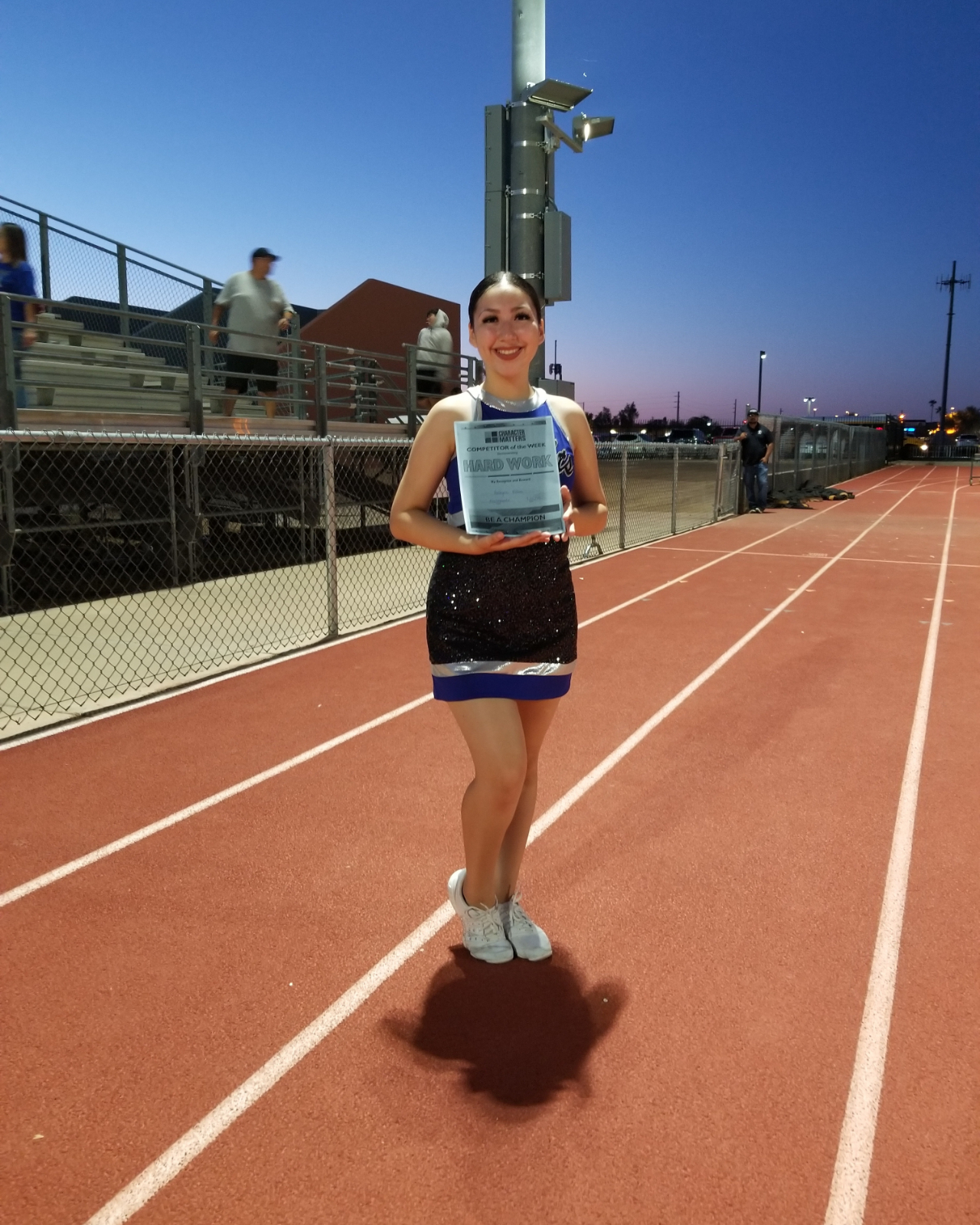 Character Matters Pommie, Aaliyah Nava