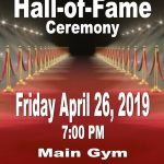 Hall-of-Fame Induction Ceremony Rescheduled