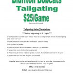 Make the most of GAMEDAY………Tailgate in style!