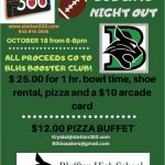 All-Sport Boosters to Host Bobcats Night Out October 18, 2019