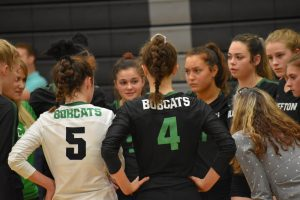 Volleyball vs May River