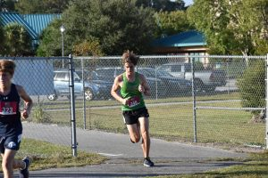 Region Cross Country Meet