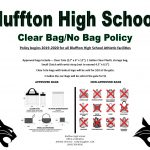 Clear Bag Policy