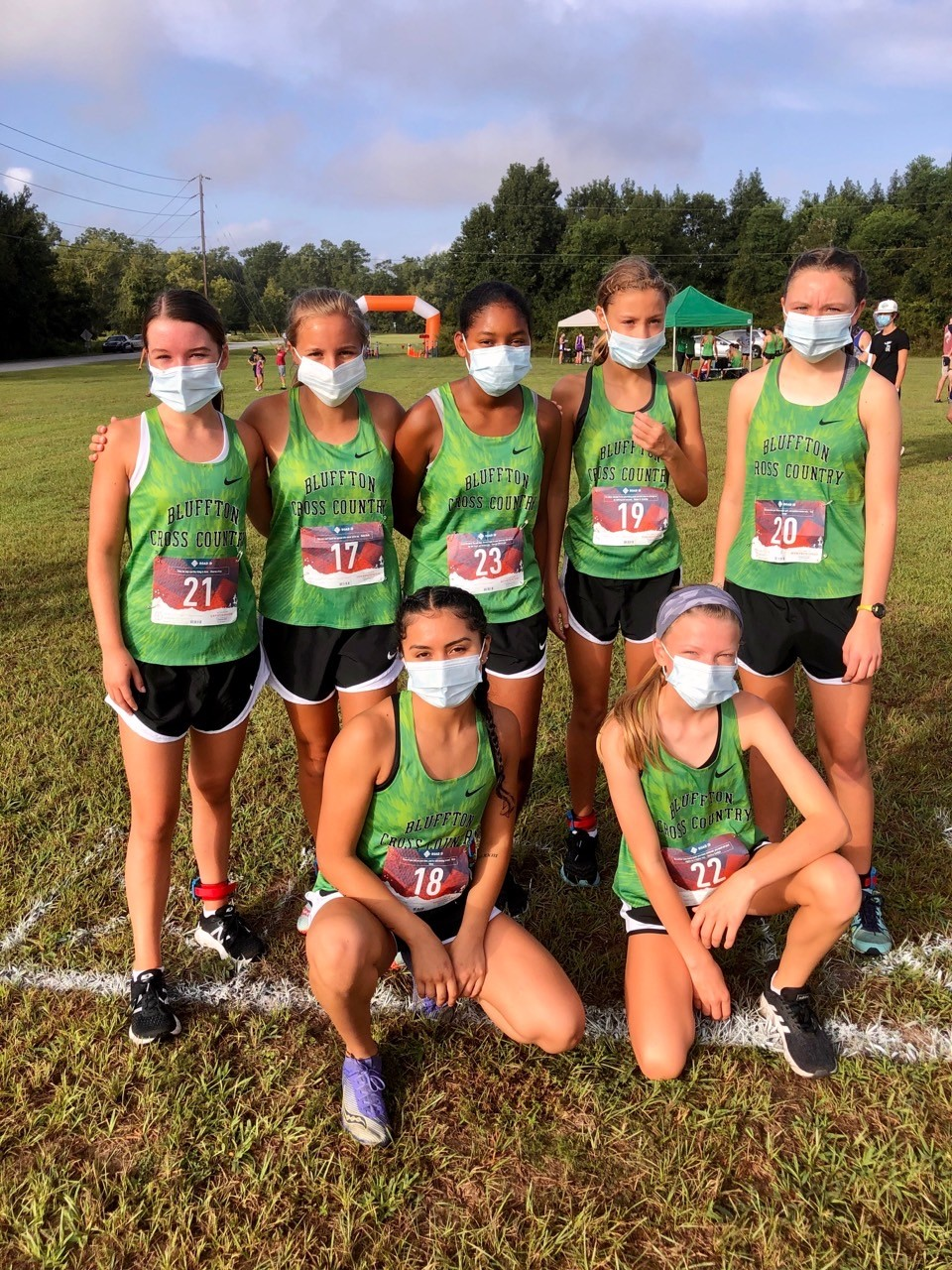 2020 Cross Country Habersham Meet Results (9/12)