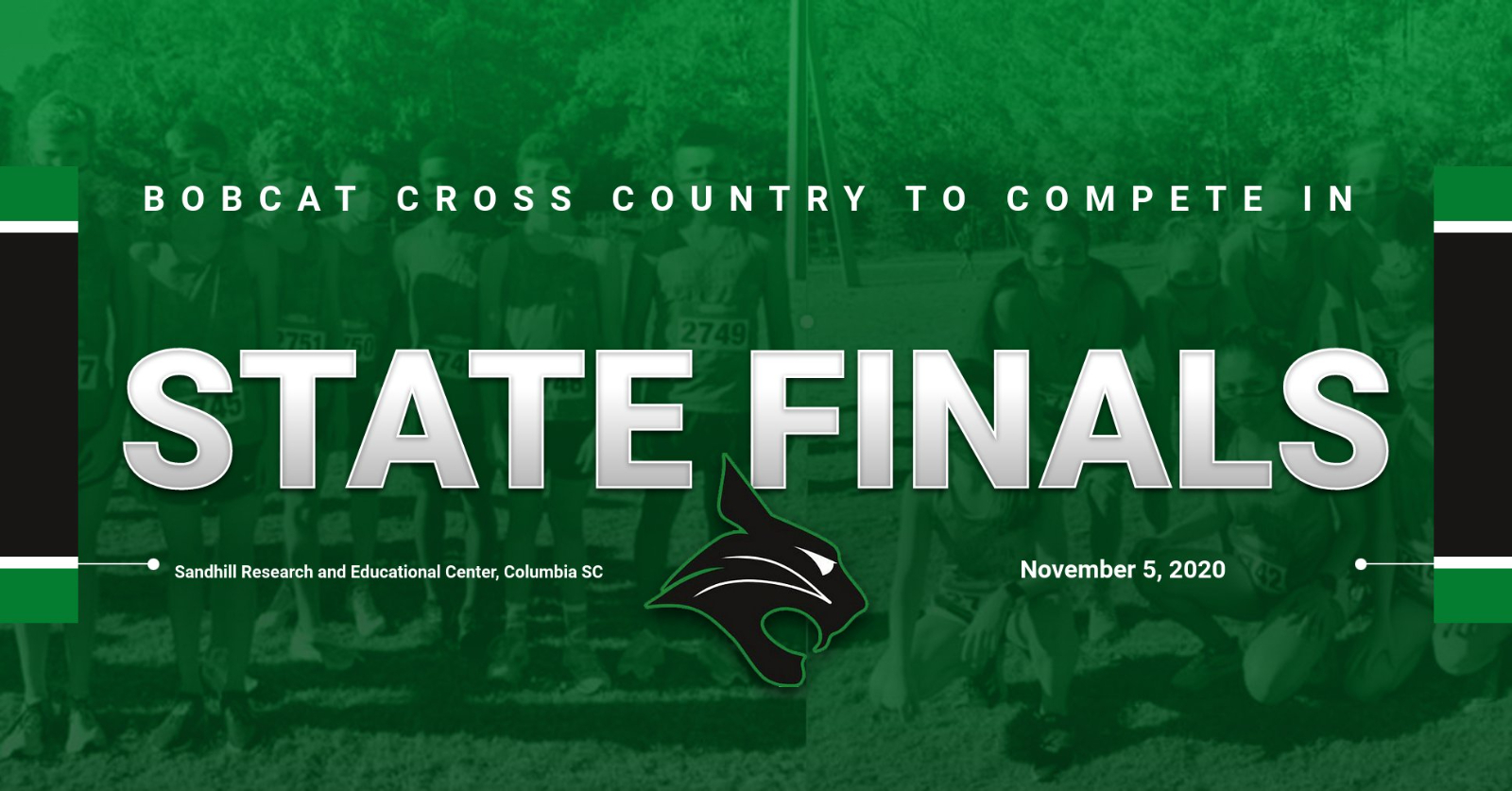 Bobcat Cross Country Teams to Compete in State Finals (11/5)