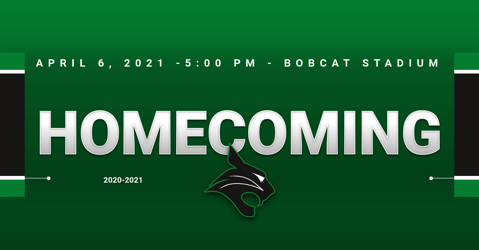 Homecoming 2020-2021 on April 6