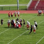 Varsity Football Scrimmage with Tippecanoe