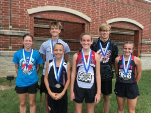 Cross Country at Miamisburg Invitational