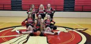 High School Cheerleading 2018
