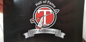 Pictures from the 25th Athletic Hall of Fame