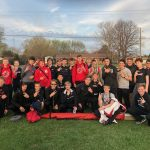 Varsity Boys Track finishes in 2nd place at Whitt Memorial Track Invitational