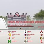 2019 Boys Soccer Schedule
