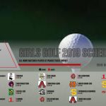 2019 Girls Golf Schedule
