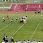 Football Scrimmage with Oakwood