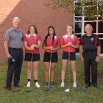 2019 Girls Golf