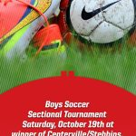 Boys Soccer Tournament Information