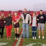 Girls Soccer Senior Night October 7, 2019