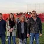 Senior Night for Cross Country, Golf, Tennis