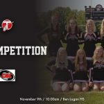 CBC Cheer Competition November 9th