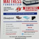 1st Annual Tecumseh Athletic Boosters Mattress Sale