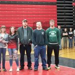 Wrestling Senior Night (2/5/20)