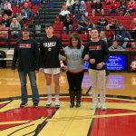 Boys Basketball & Cheerleading Senior Night (2/7/20)