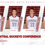 Boys Basketball All League Honors