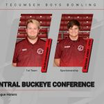 Boys Bowling All League Honors