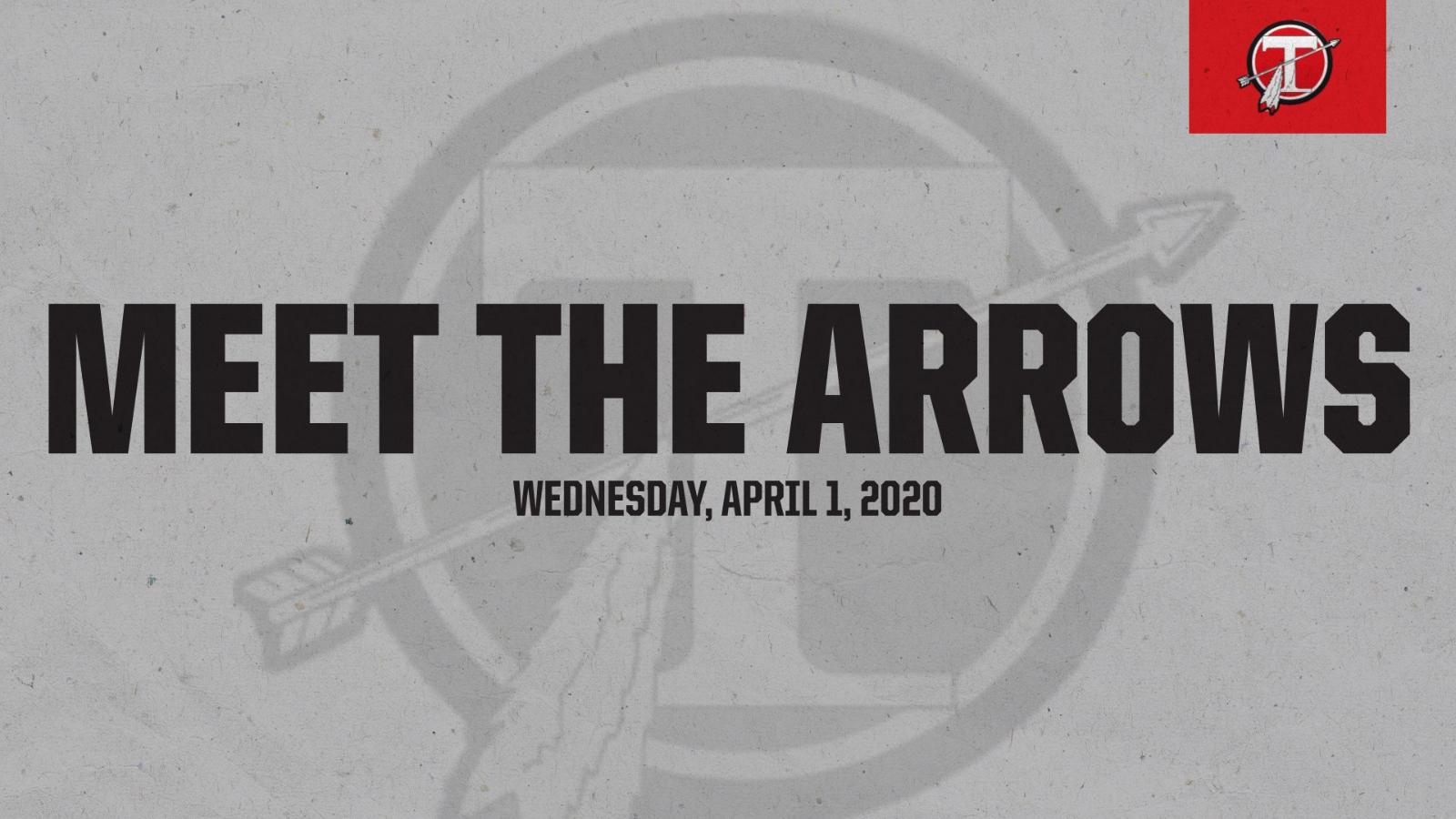 Meet the Arrows – April 1st