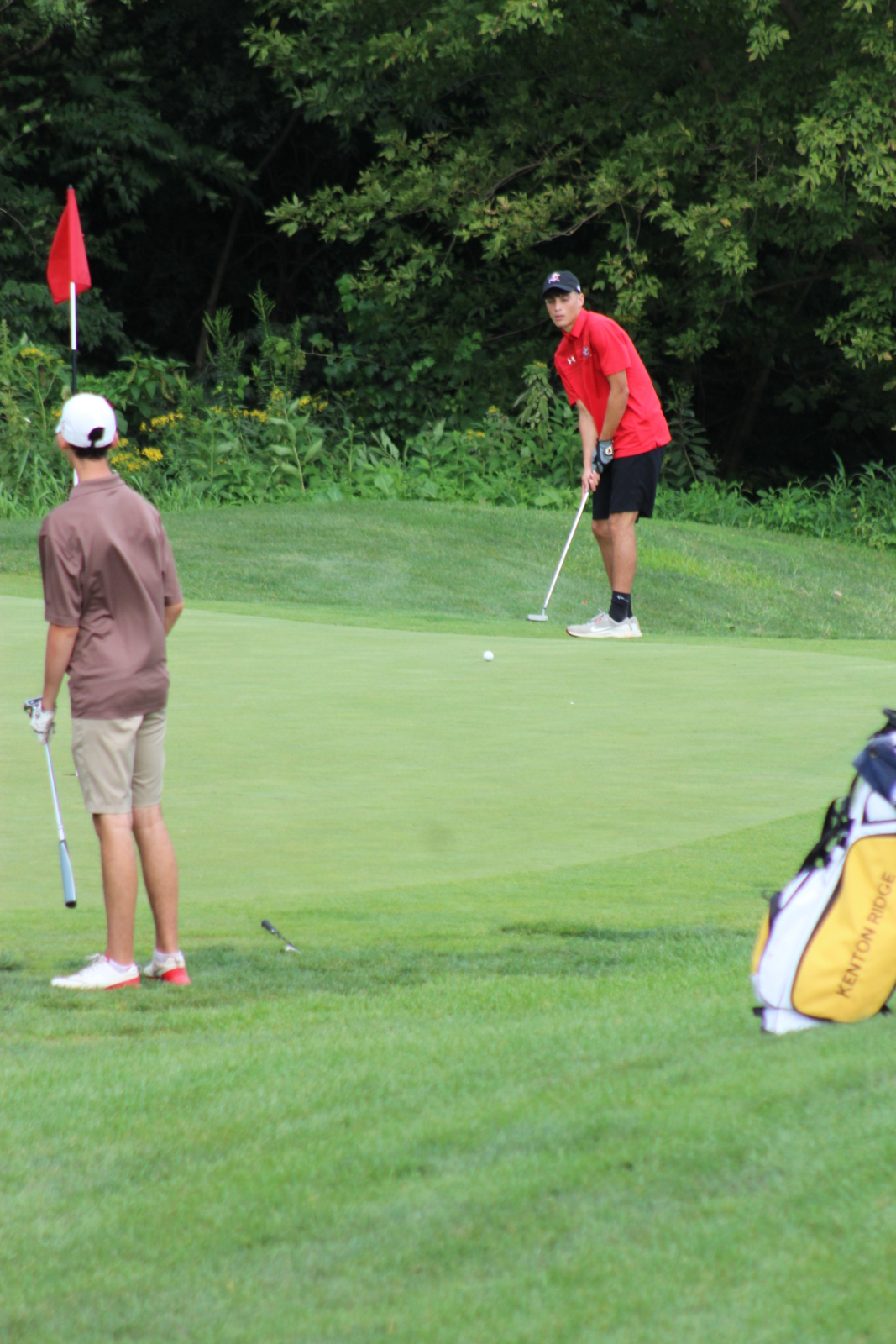 Boys Golf vs. Kenton Ridge