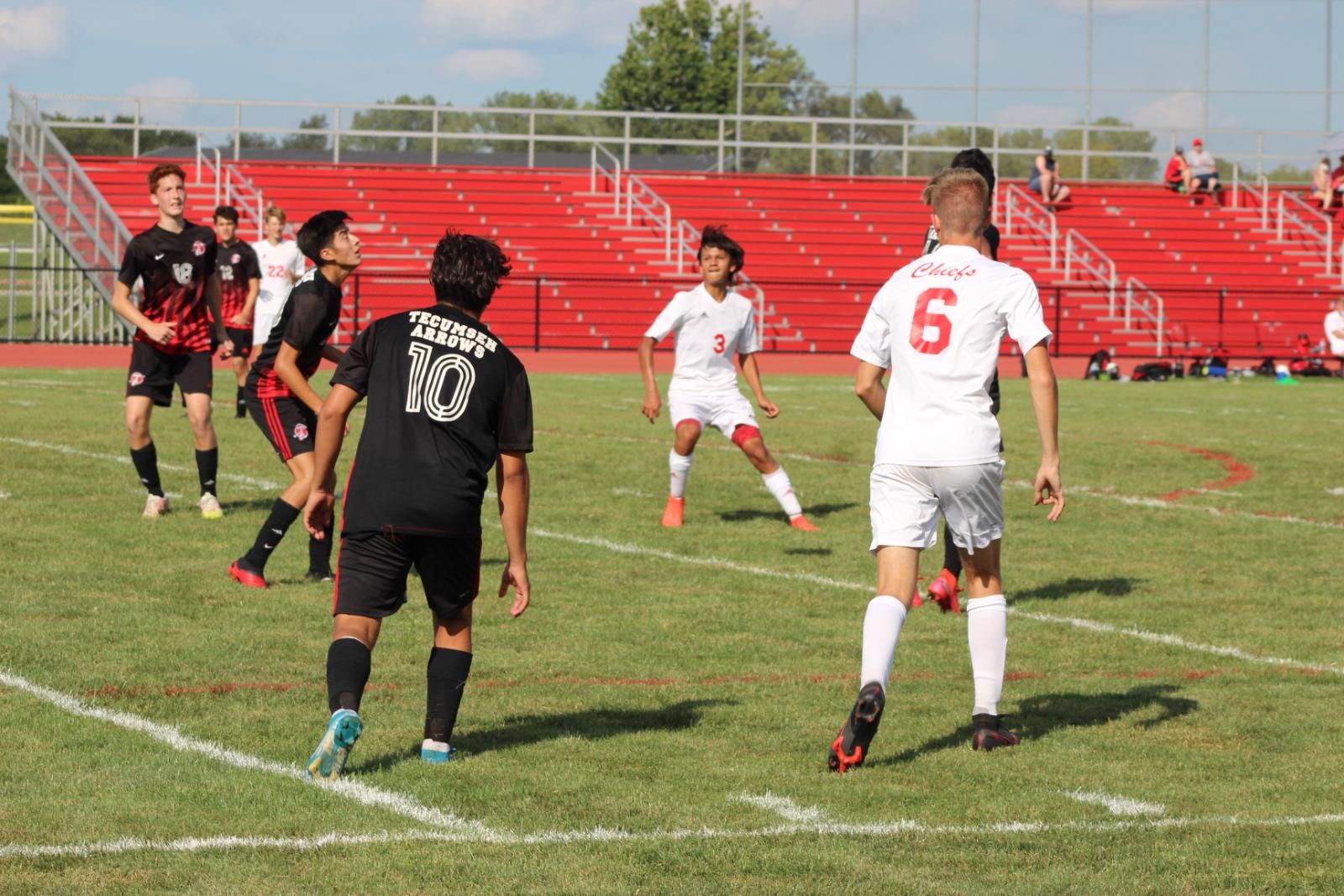 Boys Soccer vs. Bellefontaine