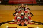 20-21 Basketball Cheerleading