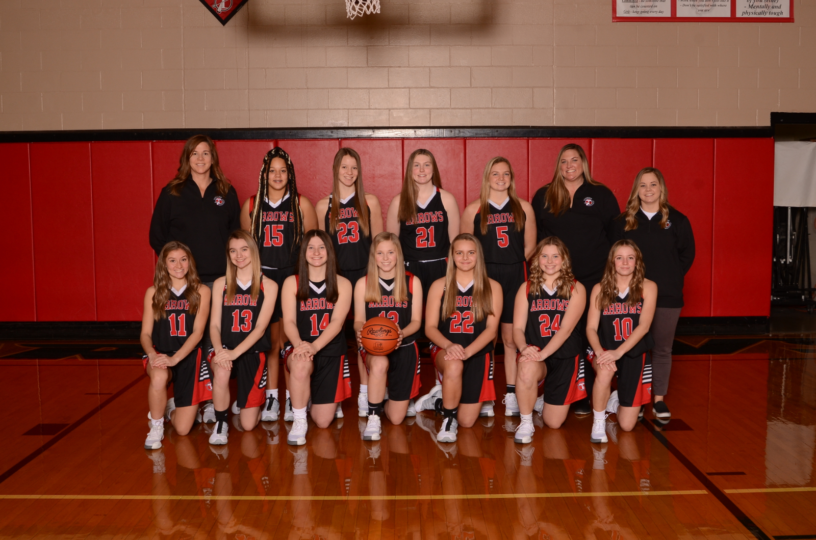 20-21 Girls Basketball