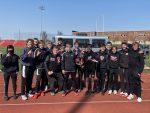 Boys Varsity Track finishes 1st place at Arrow Invitational