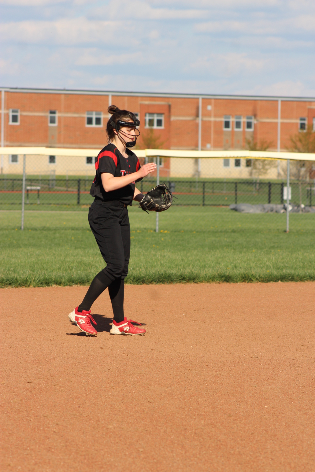 Softball Photos from April 14th